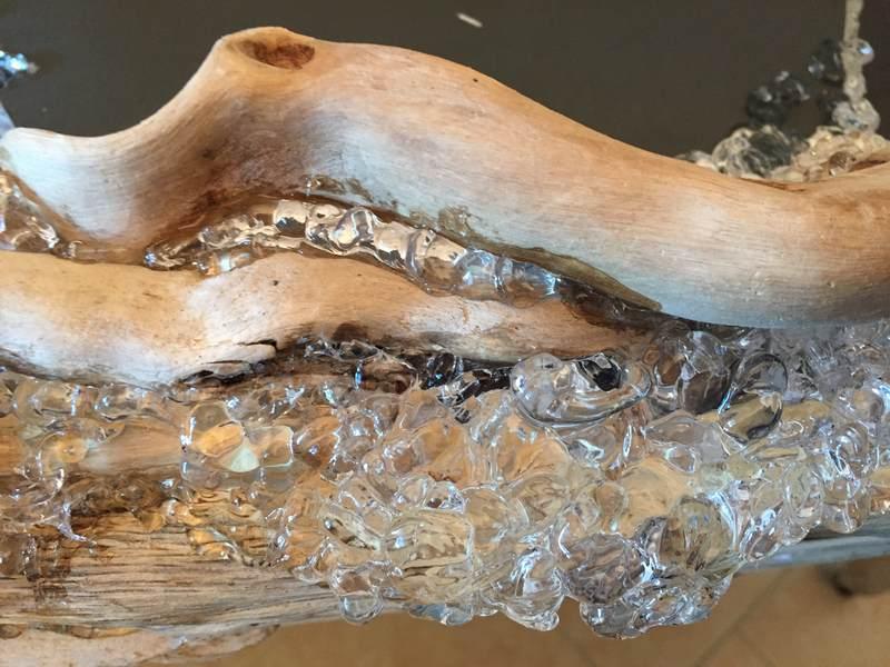 Fiori di Sale: Il legno, l'arte e l'alchimia che viene dal mare