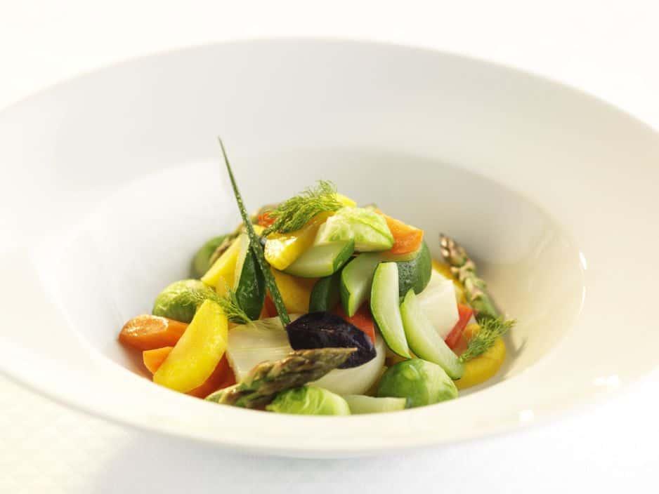 La cucina delle Spa: Cibo, benessere, gusto e salute